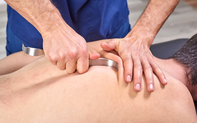 Massage avec crochetage à Caluire